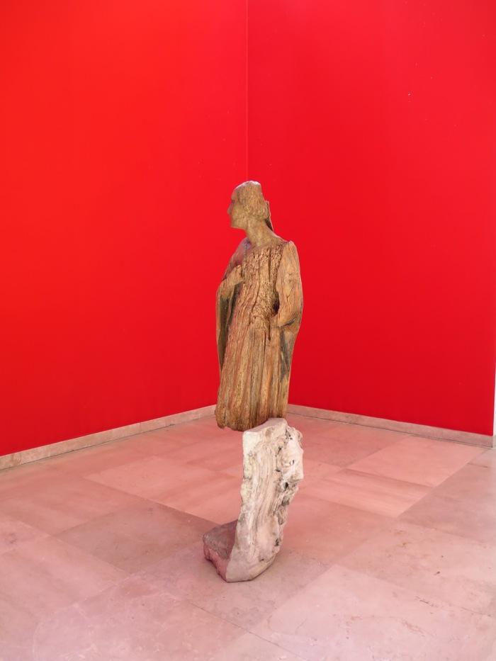 "<p style=""text-align: justify;""><span style=""color: #000000; font-family: calibri; font-size: 12px;"">Danh Vo, ""mothertongue"", Denmark Pavilion at the Giardini, La Biennale di Venezia, 56th edition, 2015.</p></span>"